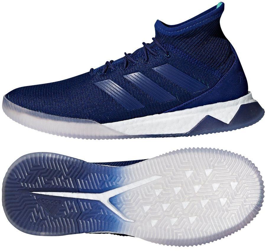 Adidas Buty męskie Predator Tango 18.1 TR niebieskie r. 44 (CP9270) ID produktu: 4050423