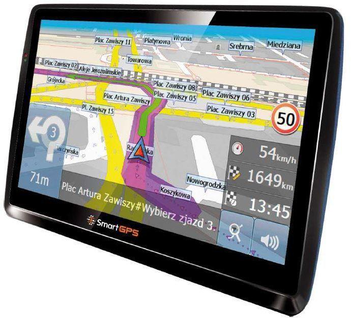 Nawigacja GPS SmartGPS TIR SMART SG775 TRUCK EU LTM 1