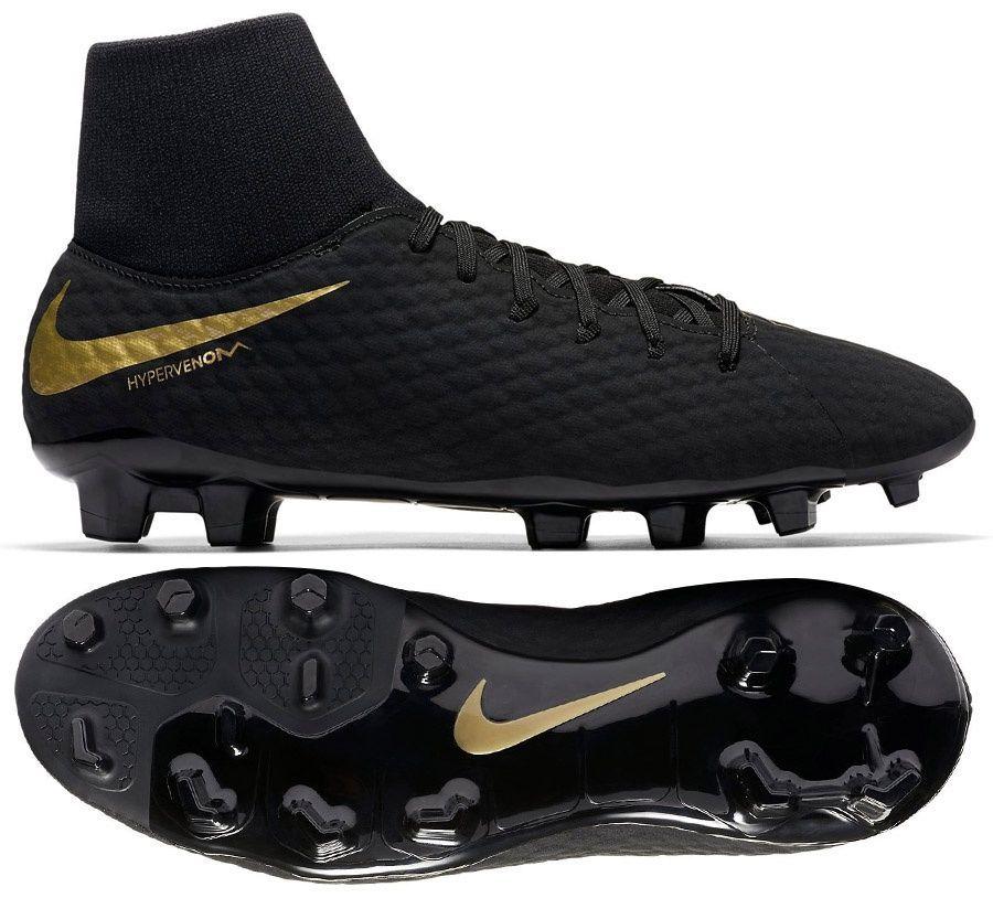 Buty piłkarskie Nike Hypervenom Phantom 3 Academy DF FG M
