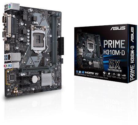 Płyta główna Asus PRIME H310M-D 1