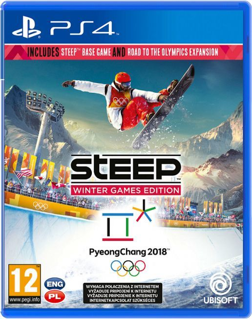Steep Winter Games Edition PS4 1