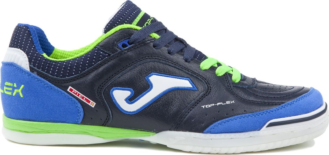 1afb2049f4263 Joma sport Buty halowe juniorskie Futbol Sala Jr Top Flex 803 Navy r. 30