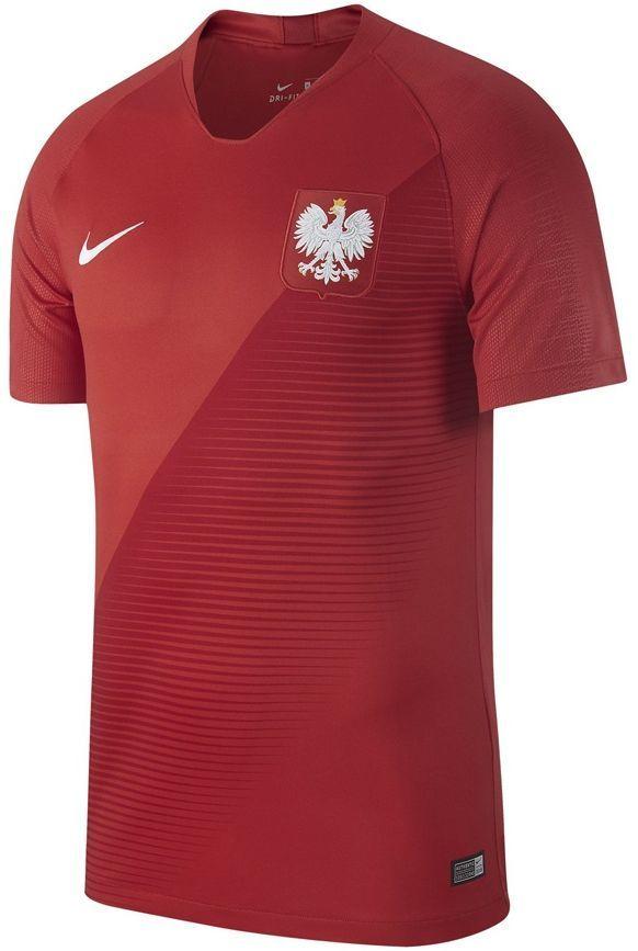 Koszulka Nike reprezentacja Polska czerwona R. M, L, XL, XXL