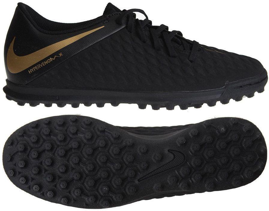 05b482cc4 Nike Buty piłkarskie Hypervenom Phantomx 3 Club TF czarne r. 41  (AJ3811-090) w Sklep-presto.pl