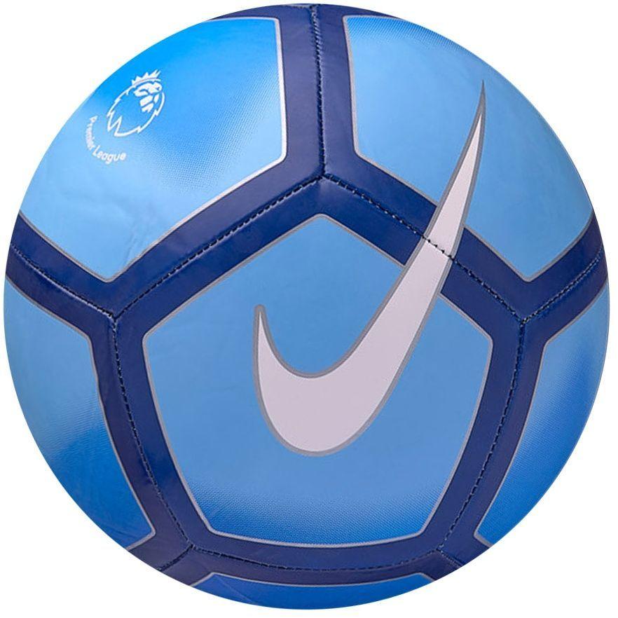 Nike Piłka nożna PL Pitch niebieska r. 5 (SC3137 488) 1