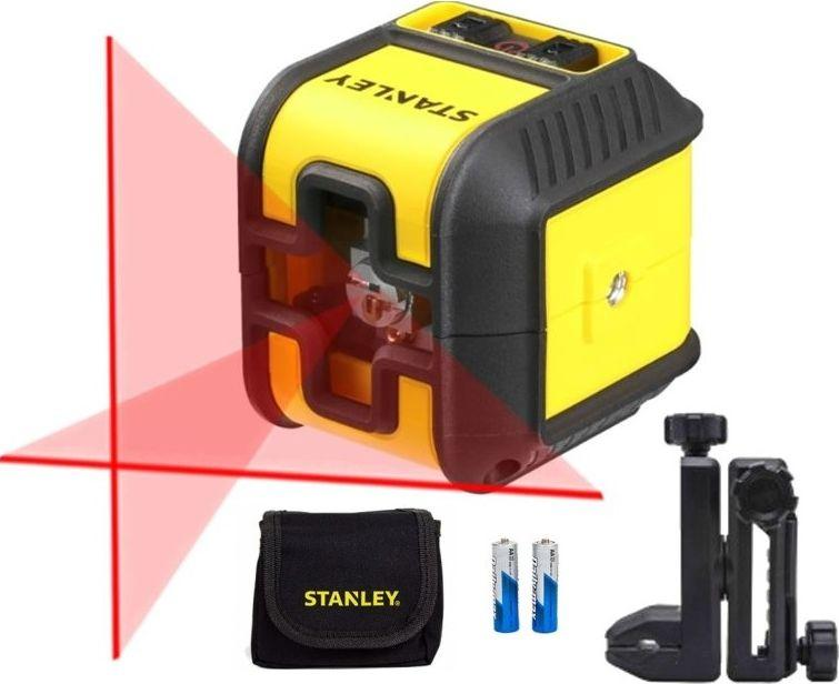 Stanley Laser krzyżowy Cubix 12m Red (STHT77498-1) 1