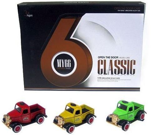 Hipo Auto Retro 12cm 3 kolory (HXFC43) 1