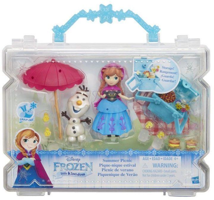 Hasbro Frozen Anna Zestaw Piknikowy (GXP-620993) 1