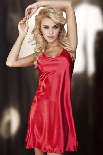 Dkaren Koszulka Karen czerwona r. M 1
