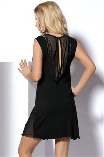 Dkaren Koszulka Abbie czarna r. S 1