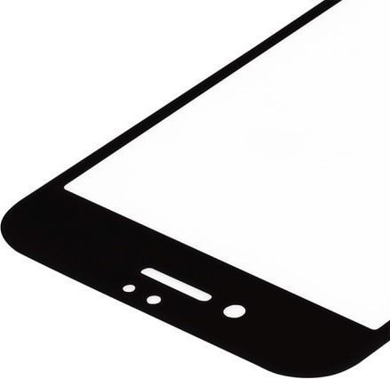 TelForceOne Tempered Glass 5D do iPhone X czarne (OEM001055) 1