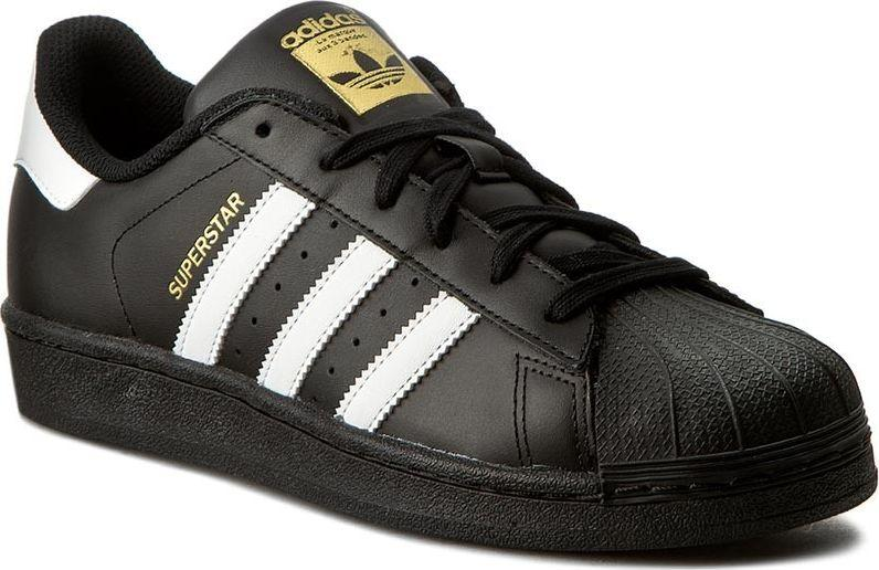 Adidas Buty męskie Superstar Foundation czarne r. 44 23 (B27140) ID produktu: 4089028