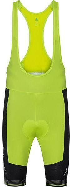 408f2e8b55f Odlo Szorty rowerowe Tights short suspenders Ceramicool X-Light żółte r. L  (422112) ID produktu: 4092872