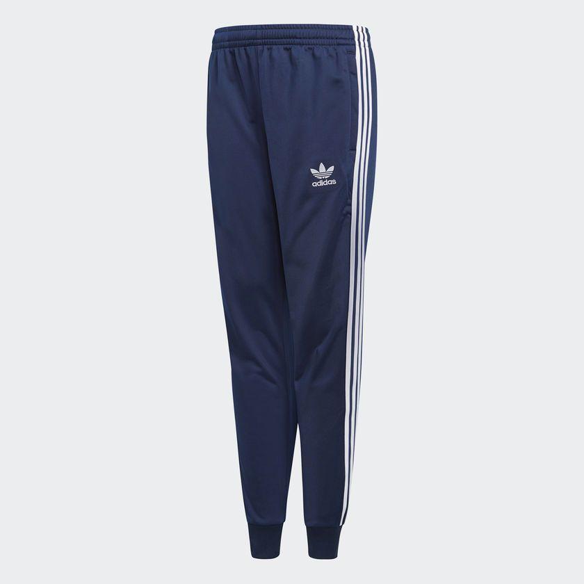 Spodnie dresowe chłopięce adidas czarn 164 cm