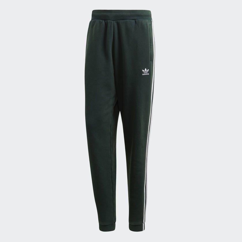 autoryzowana strona najlepszy dostawca uważaj na Adidas Spodnie dresowe męskie 3-Stripes zielone r. XL (CX1898) ID produktu:  4096403