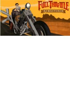 Full Throttle Remastered PC, wersja cyfrowa 1
