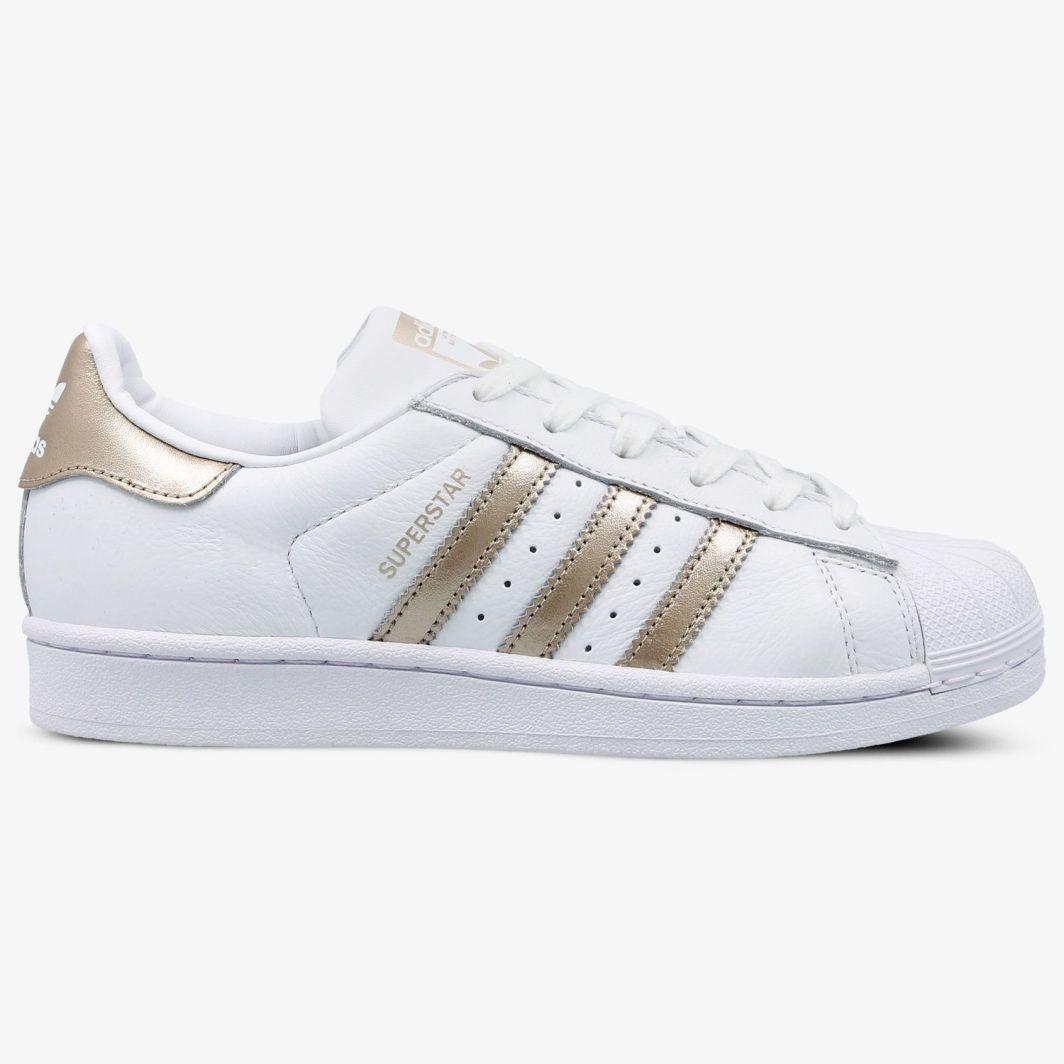 kupować tanio przemyślenia na temat tani Adidas Buty damskie Superstar białe r. 39 1/3 (CG5463) ID produktu: 4103612