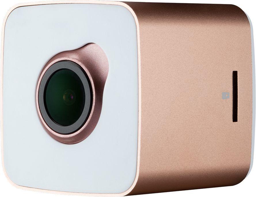 Kamera samochodowa Prestigio CUBE biało-różowa (PCDVRR530WRS) 1