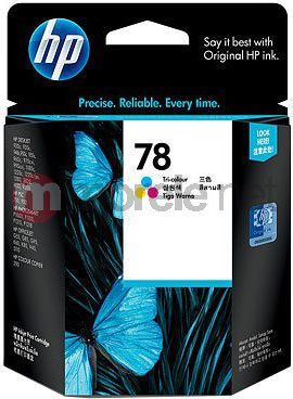 HP tusz C6578D nr 78 (color) 1