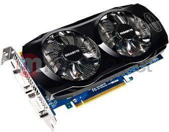 Karta graficzna Gigabyte GTX560 Ti 1GB GDDR5 256b 2DVI+mHDMI PCI-E - GV-N560UD-1GI 1