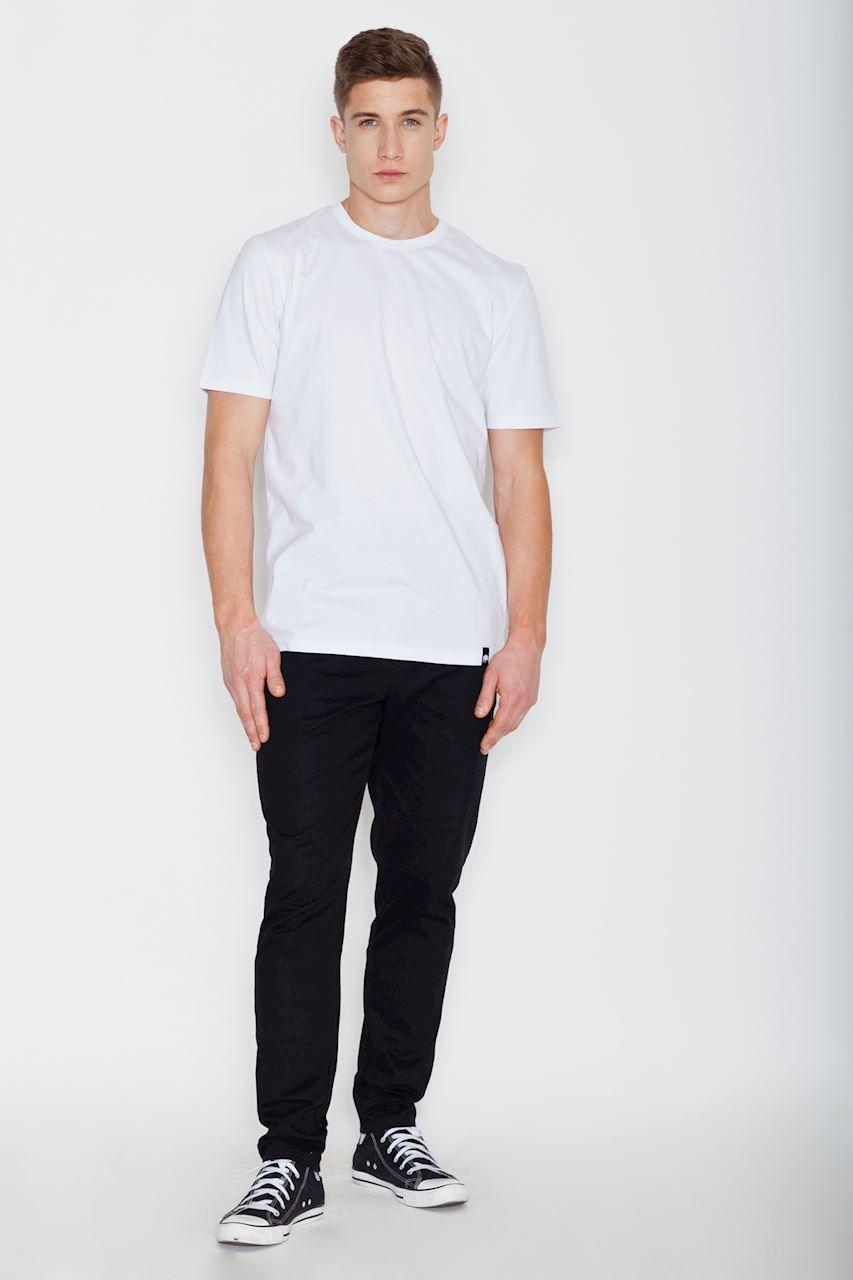 Visent Spodnie męskie V007 Czarne r. XL 1