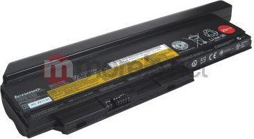 Bateria Lenovo Li-Ion Battery 29++ 9 komorowa X220 (0A36283) 1