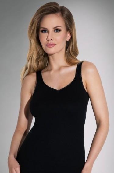 Eldar Koszulka damska TOLA Czarna r. S 1