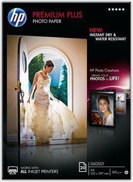 HP Photo Premium Plus (CR672A) 1