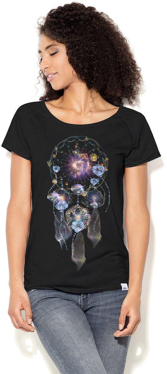 08fc15a469 Colour Pleasure Koszulka CP-034 232 czarna r. XS S w Sklep-presto.pl