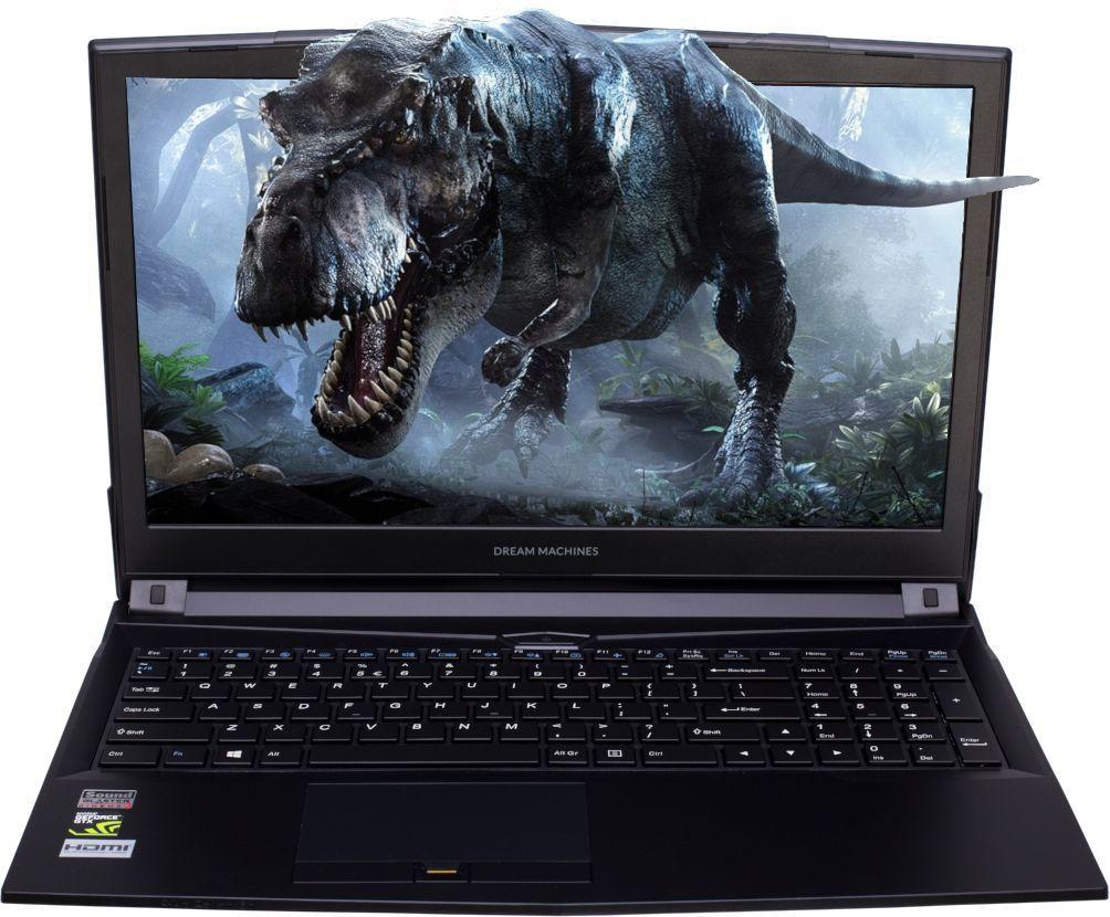 Laptop Dream Machines G1060-15PL31 16 GB RAM/ 500 GB M.2/ Windows 10 Pro PL 1