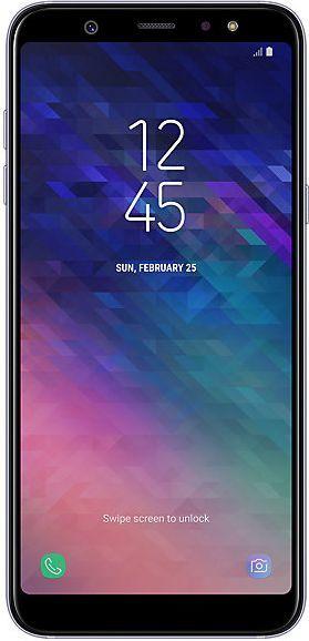 Smartfon Samsung Galaxy A6 Plus 2018 32 GB Dual SIM Fioletowy  (SM-A605FZVNXEO) 1