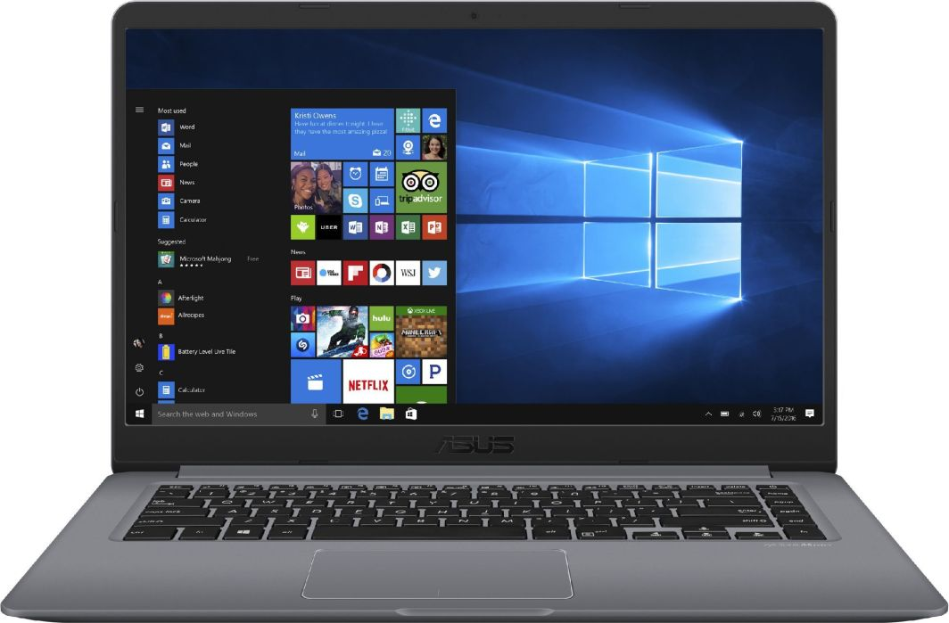 Laptop Asus VivoBook S15 S510UN (S510UN-BQ146T) 1