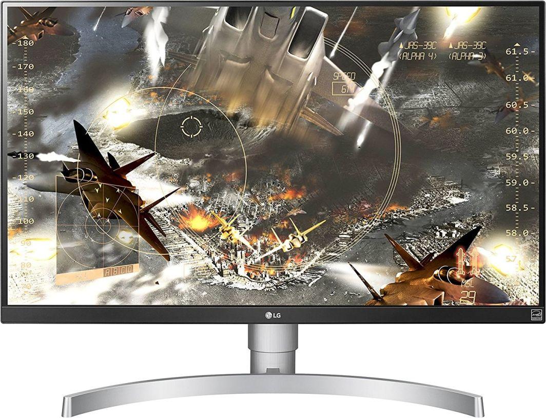 Monitor LG 27UK650-W 1