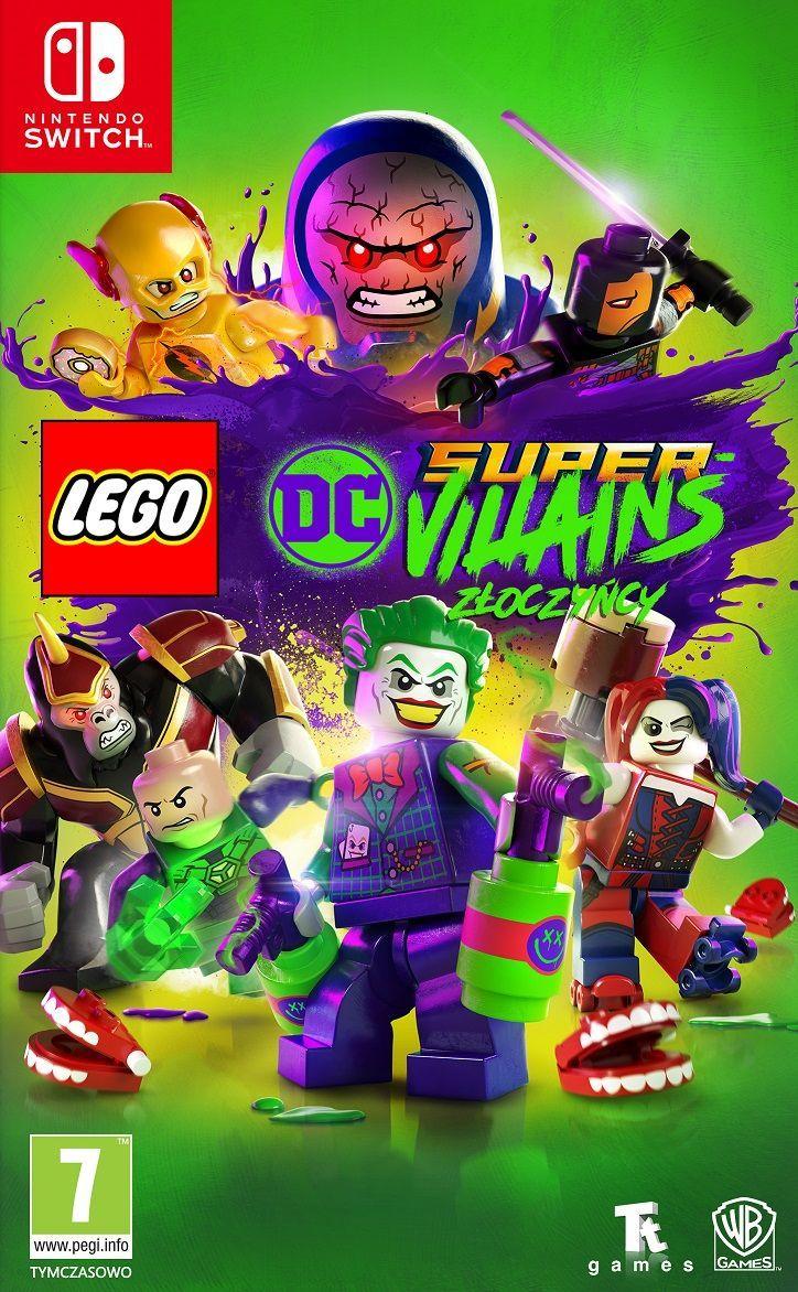 LEGO DC Super Villains (Super Złoczyńcy) 1