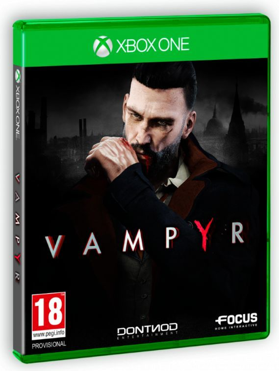 Vampyr Xbox One 1