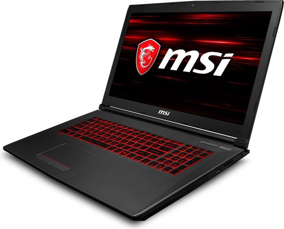 Laptop MSI GV72 (8RC-017XPL) 32 GB RAM/ 256 GB M.2 PCIe/ 1TB HDD/ Windows 10 Home PL 1