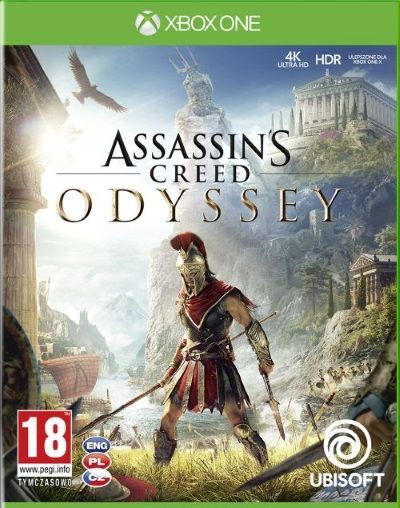 Assassin's Creed Odyssey Xbox One 1