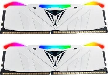 Pamięć Patriot VIPER RGB DDR4, DDR4, 16 GB, 3200MHz, CL16 (PVR416G320C6KW) 1