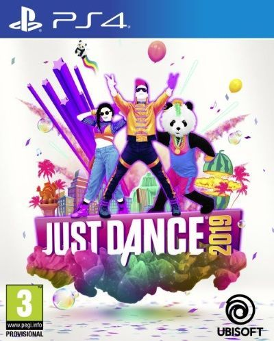 Just Dance 2019 PS4 1