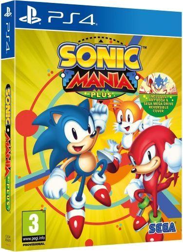 Sonic Mania Plus PS4 1