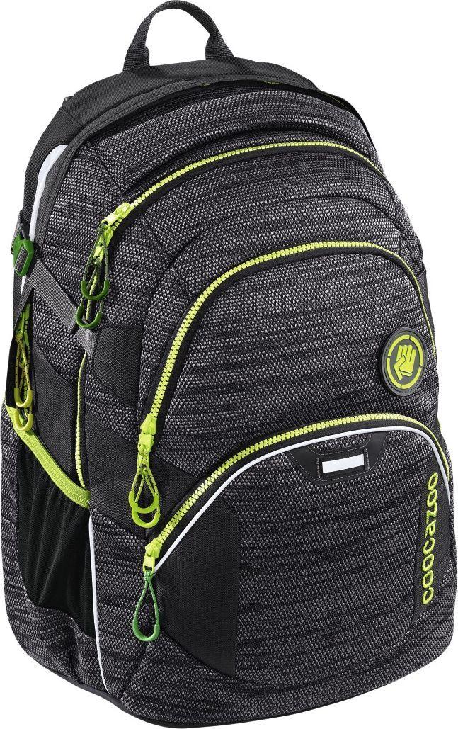 Coocazoo Plecak JobJobber II Black Knit (001392670000) 1