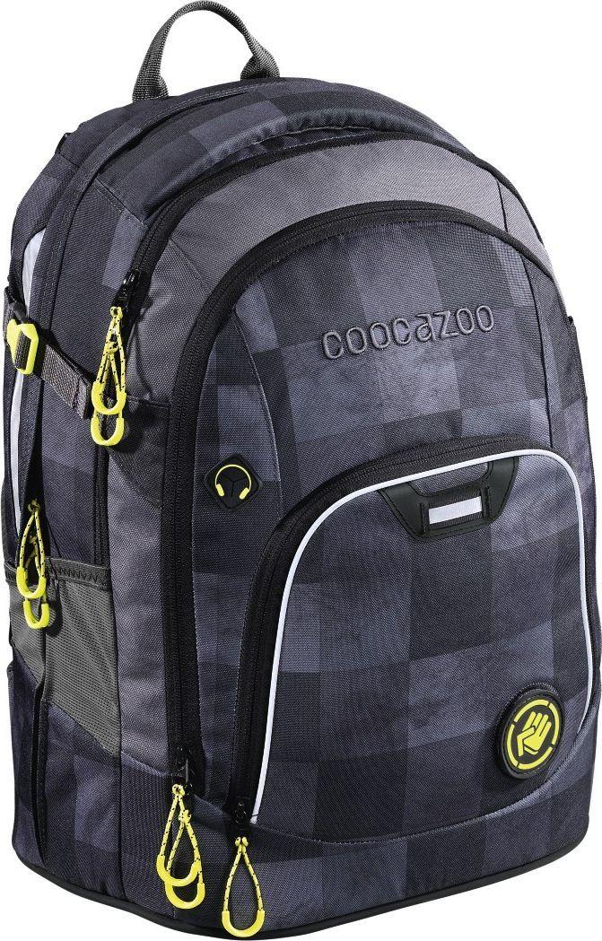 Coocazoo Plecak szkolny RayDay Mamor Check 1