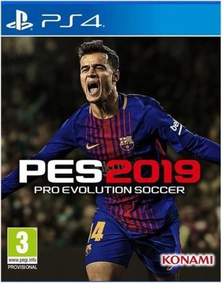 Pro Evolution Soccer 2019 PS4 1