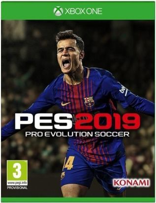 Pro Evolution Soccer 2019 Xbox One 1