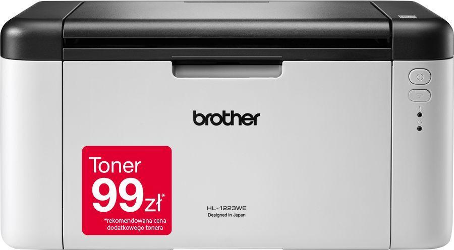 Drukarka laserowa Brother HL1223WE (HL1223WEAP2) 1