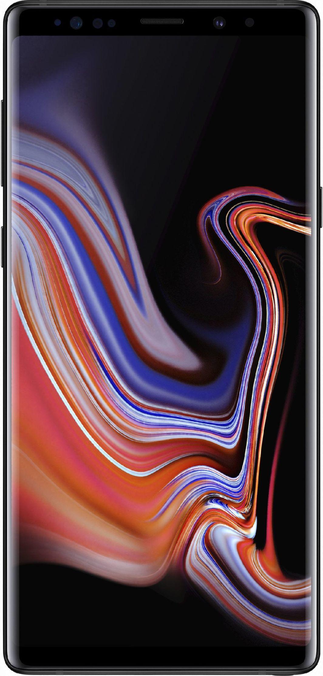 Smartfon Samsung Galaxy Note 9 6/128GB Czarny  (SM-N960FZKDXEO) 1