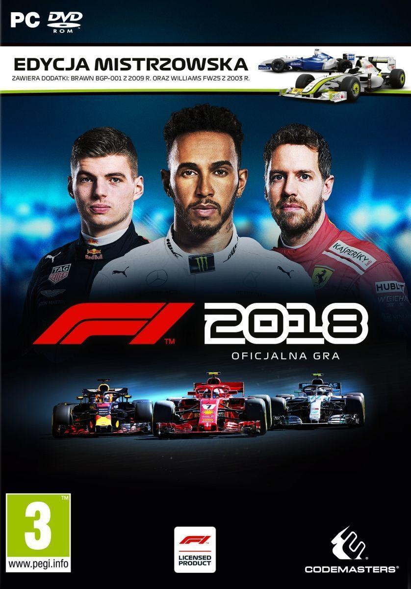 F1 2018 Day1 Edition 1