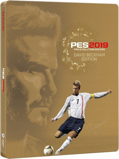 PES 2019 David Beckham Edition PS4 1