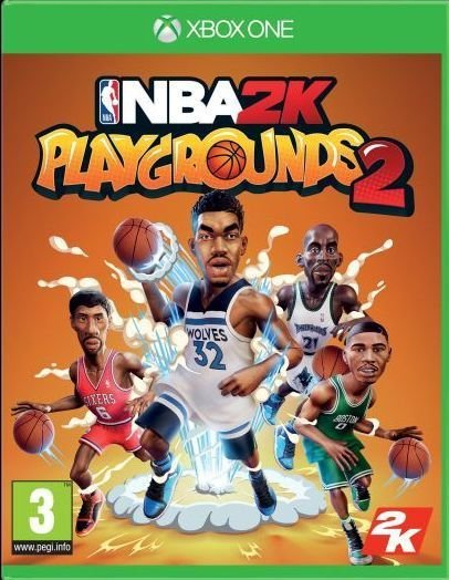 NBA Playgrounds 2 Xbox One 1