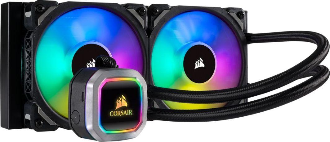 Chłodzenie wodne Corsair Hydro Series H100i RGB Platinum (CW-9060039-WW) 1